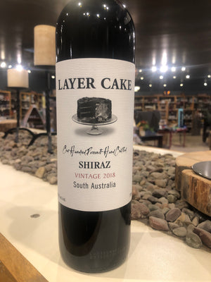 Layer Cake, Shiraz, Australia