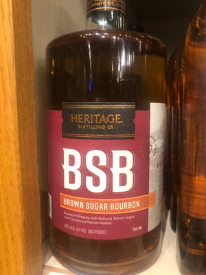 Brown Sugar Bourbon, 750 ml