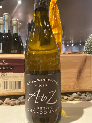 A To Z Wineworks, Chardonnay, Oregon