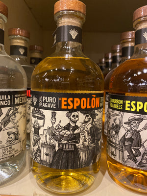 Espolon Reposado Tequila, 750 ml