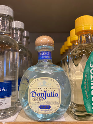Don Julio Blanco Tequila, 50 ml