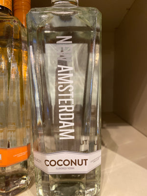 New Amsterdam Coconut Vodka, 750 ml