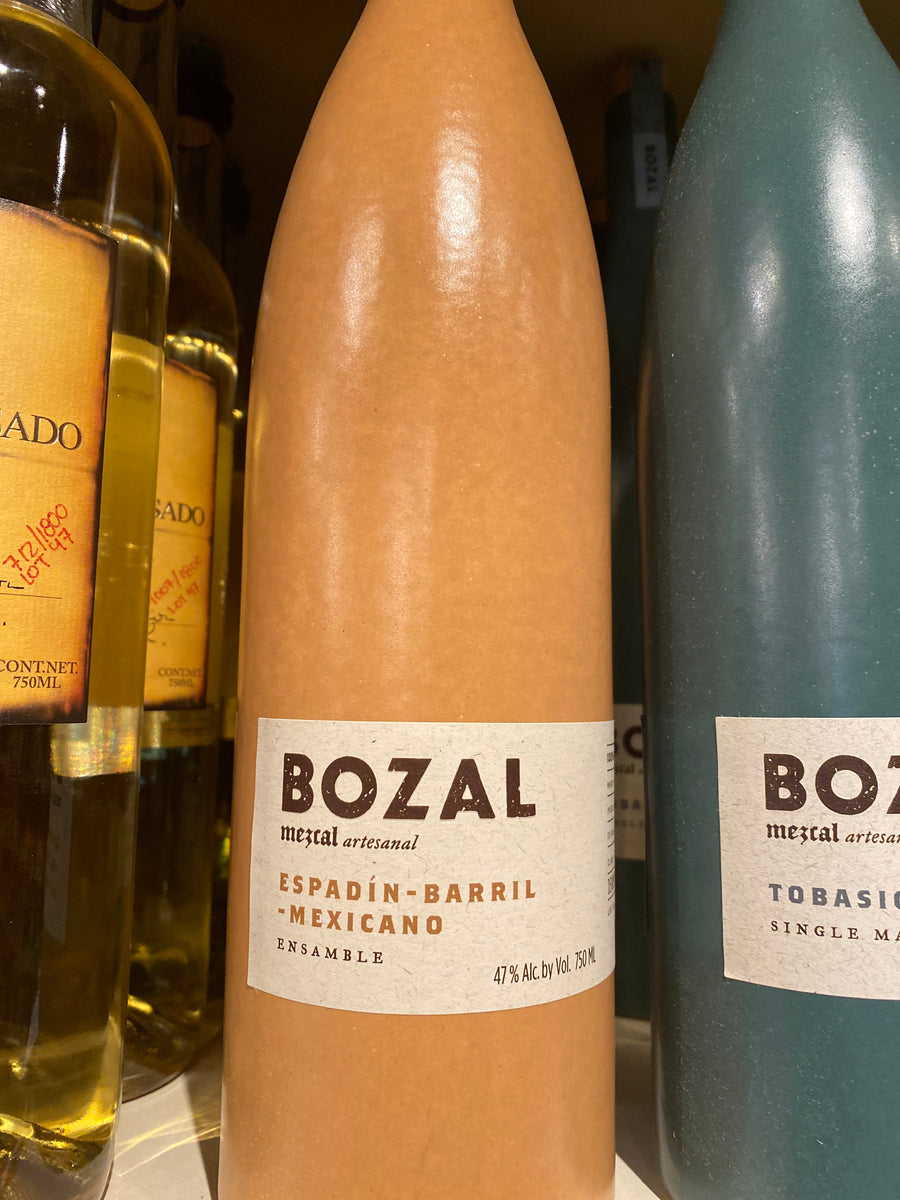 Bozal Ensamble Mezcal, 750 ml