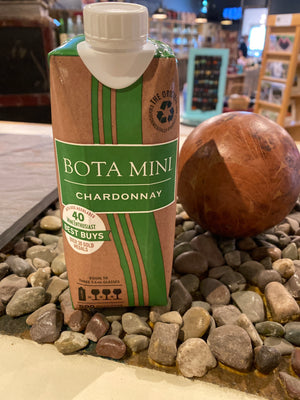 Bota Mini, Chardonnay, 500mL box