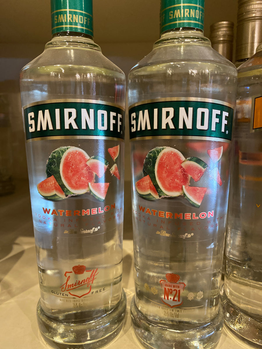 Smirnoff Vodka Watermelon, 750 ml
