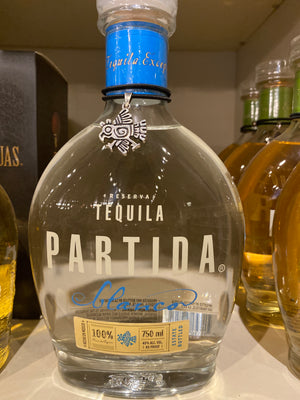 Partida Blanco Tequila, 750 ml