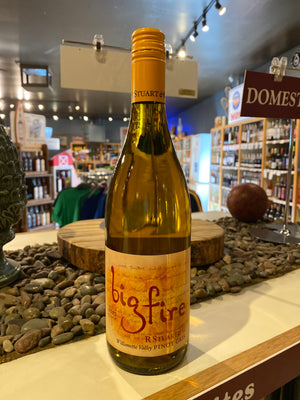 R. Stuart, Big Fire, Pinot Gris, Willamette Valley, Oregon