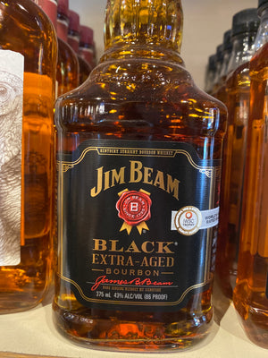 Jim Beam Black 375 ml