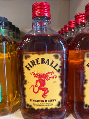 Fireball Whiskey, 375 ml