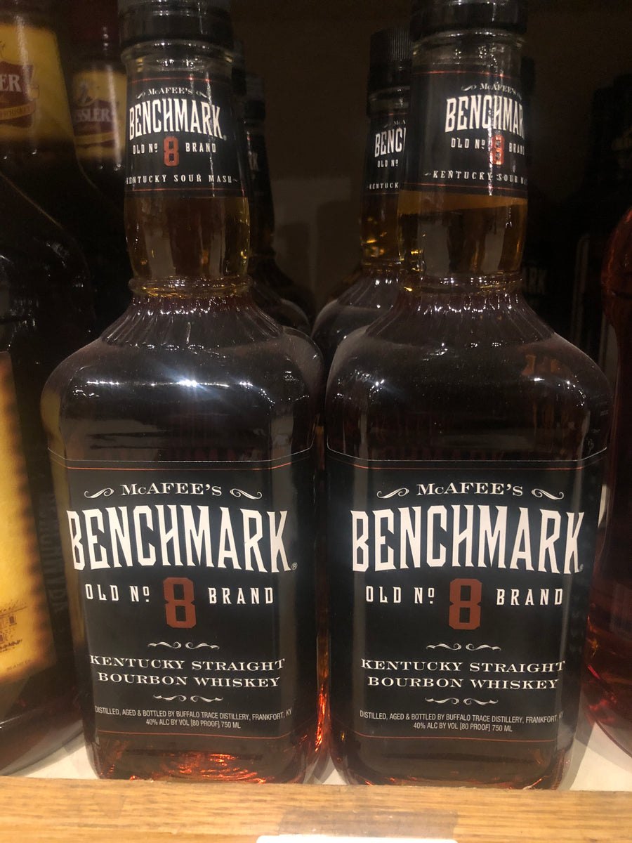 Benchmark No. 8 Bourbon, 750 ml