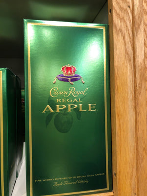 Crown Royal Apple, Canadian Whisky, 1.75 L