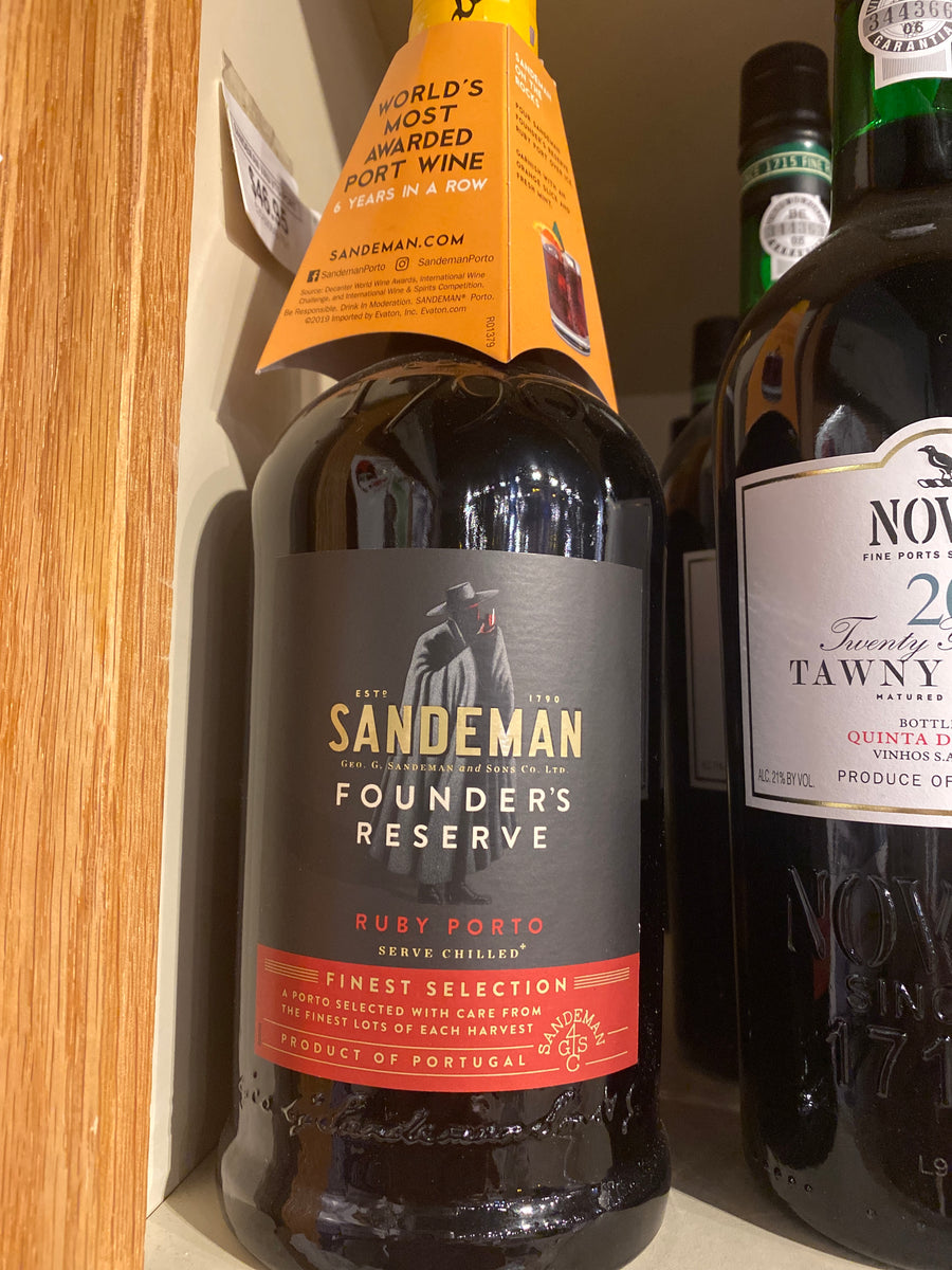 Sandeman Founders Reserve Ruby Port, 750 ml