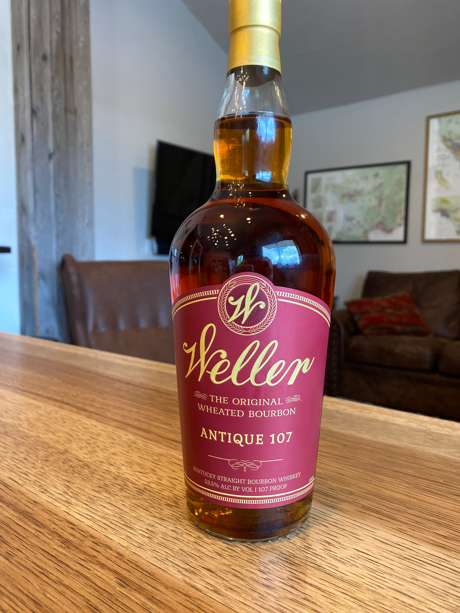 Weller, Antique 107, Bourbon, 750mL