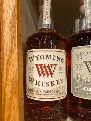 Wyoming Whiskey Small Batch, 750 ml