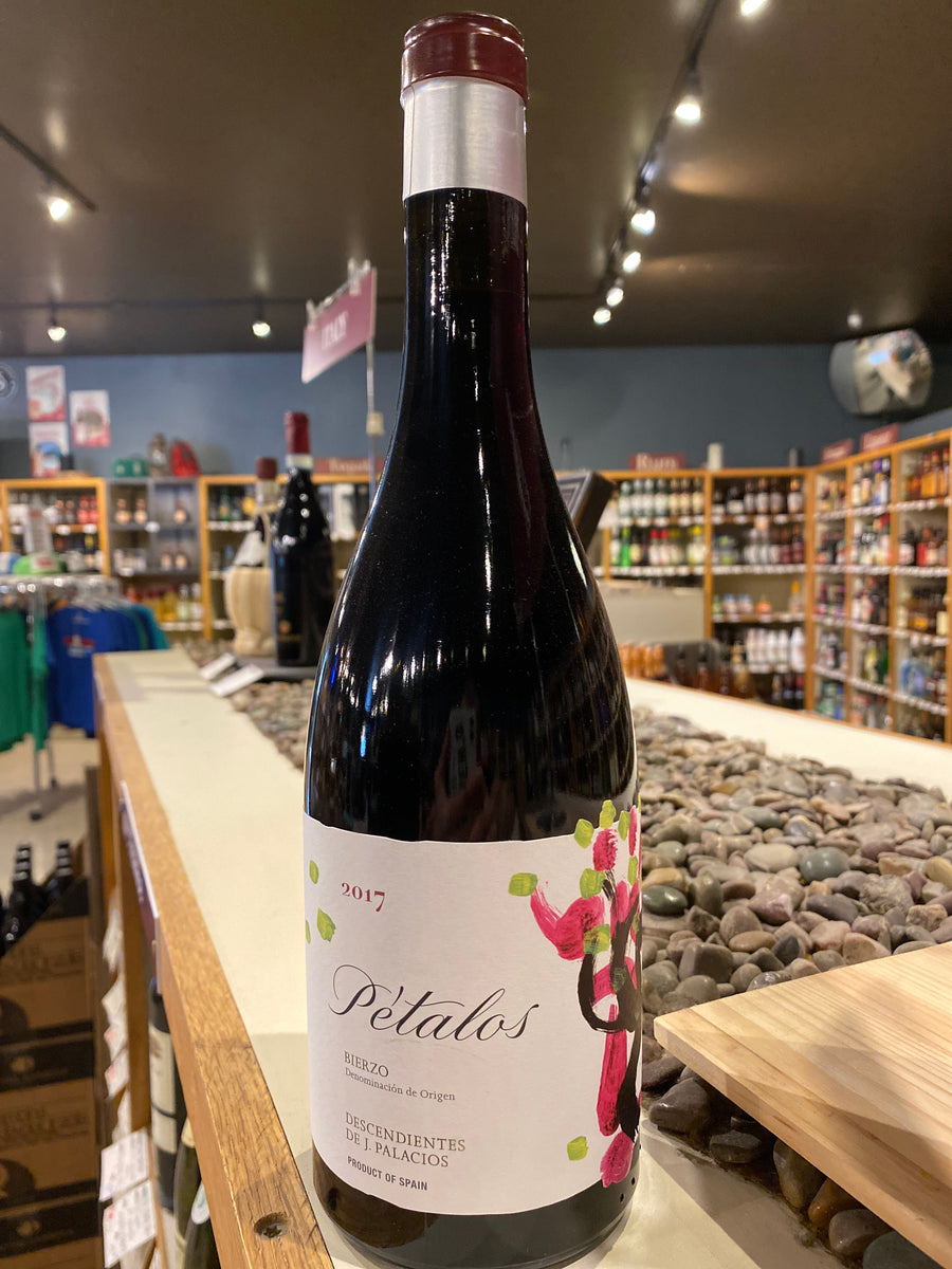 Descendientes de J. Palacios, Petalos, Red Blend, Bierzo, Spain