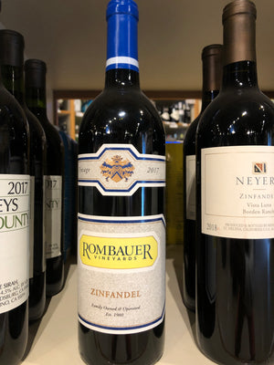 Rombauer, Zinfandel, Napa Valley, California