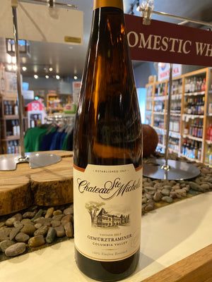 Chateau Ste Michelle, Gewurztraminer, Columbia Valley, Washington