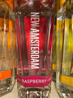 New Amsterdam Raspberry Vodka, 750 ml