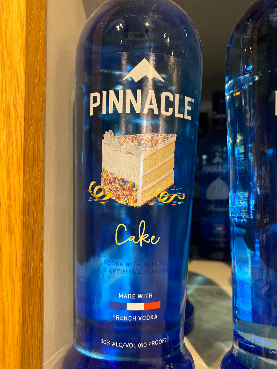 Pinnacle Vodka Cake Flavored, 750 ml