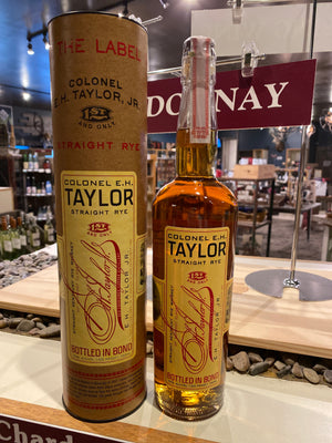 E.H. Taylor Jr Single Bourbon, 750 ml