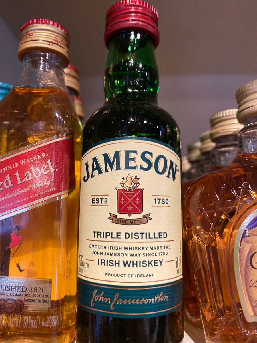 Jameson Irish Whiskey, 50 ml