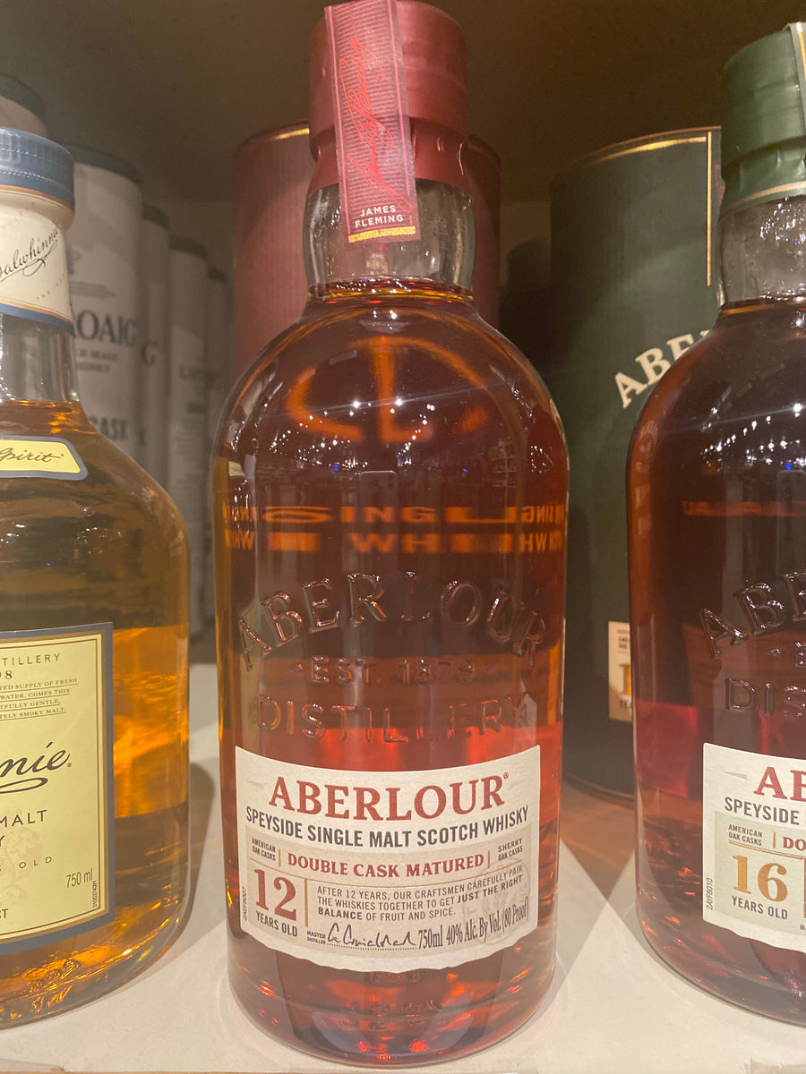 Aberlour 12 Yr Scotch, 750 ml