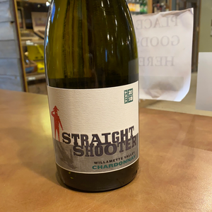 Straight Shooter, Chardonnay, Willamette Valley