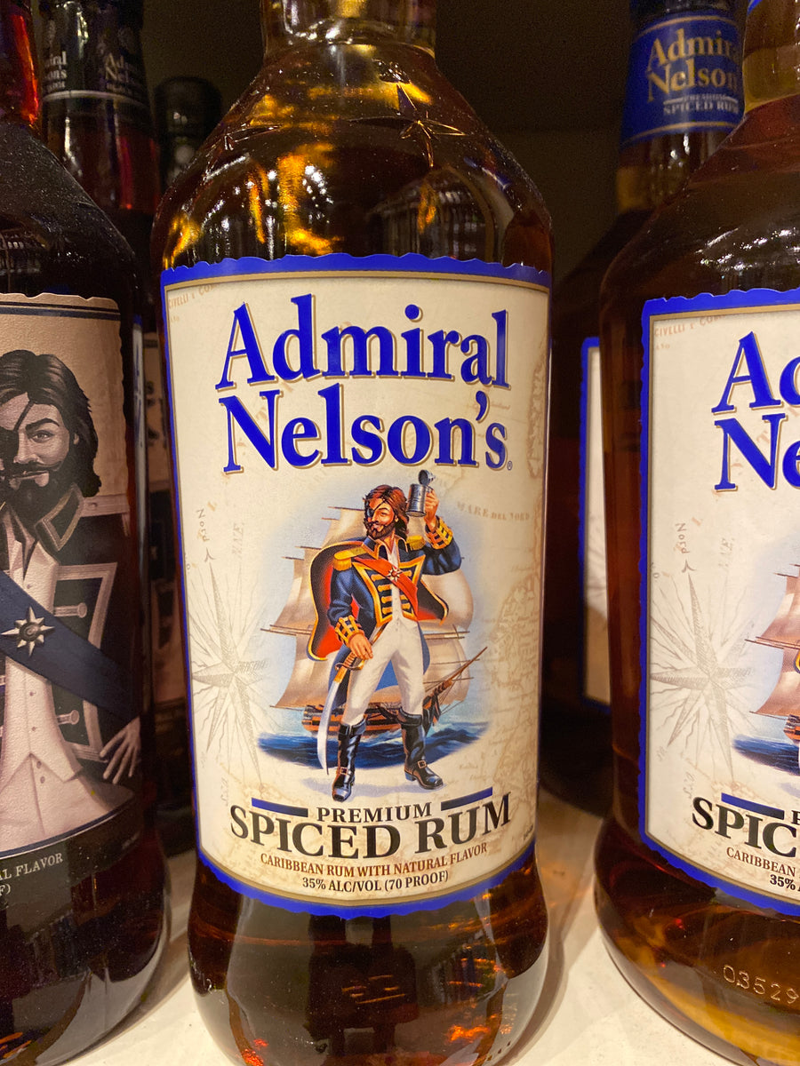 Admiral Nelson Spiced Rum, 1 L