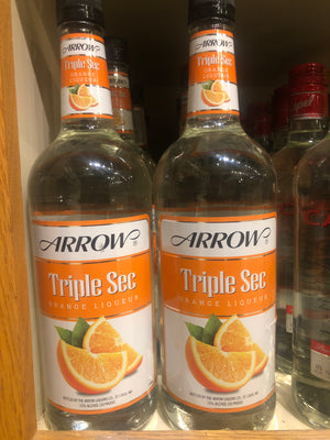 Arrow Triple Sec, Liqueur, 1 L