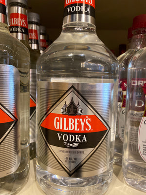 Gilbeys Vodka, 1.75 L