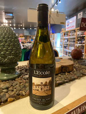 LEcole, Chenin Blanc, Columbia Valley, Washington