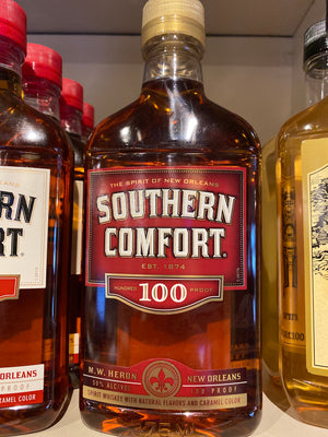 Southern Comfort 100 Proof, 375 ml