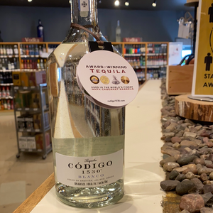 Codigo, 1530, Blanco, Tequila, 750mL