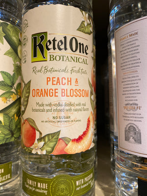 Ketel One Vodka Peach & Orange, 750 ml