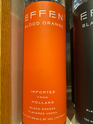 Effen Vodka Blood Orange, 750 ml