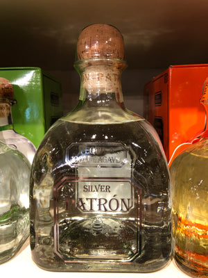 Patron Silver Tequila, 1.75 L