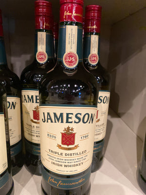 Jameson Irish Whiskey, 1 L