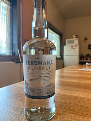 Teremana, Small Batch, Tequila, Blanco, 750mL