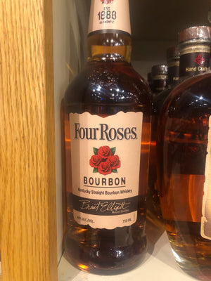 Four Roses Bourbon, 750 ml