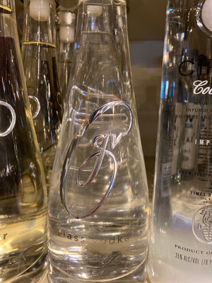 Glass Vodka, 750 ml