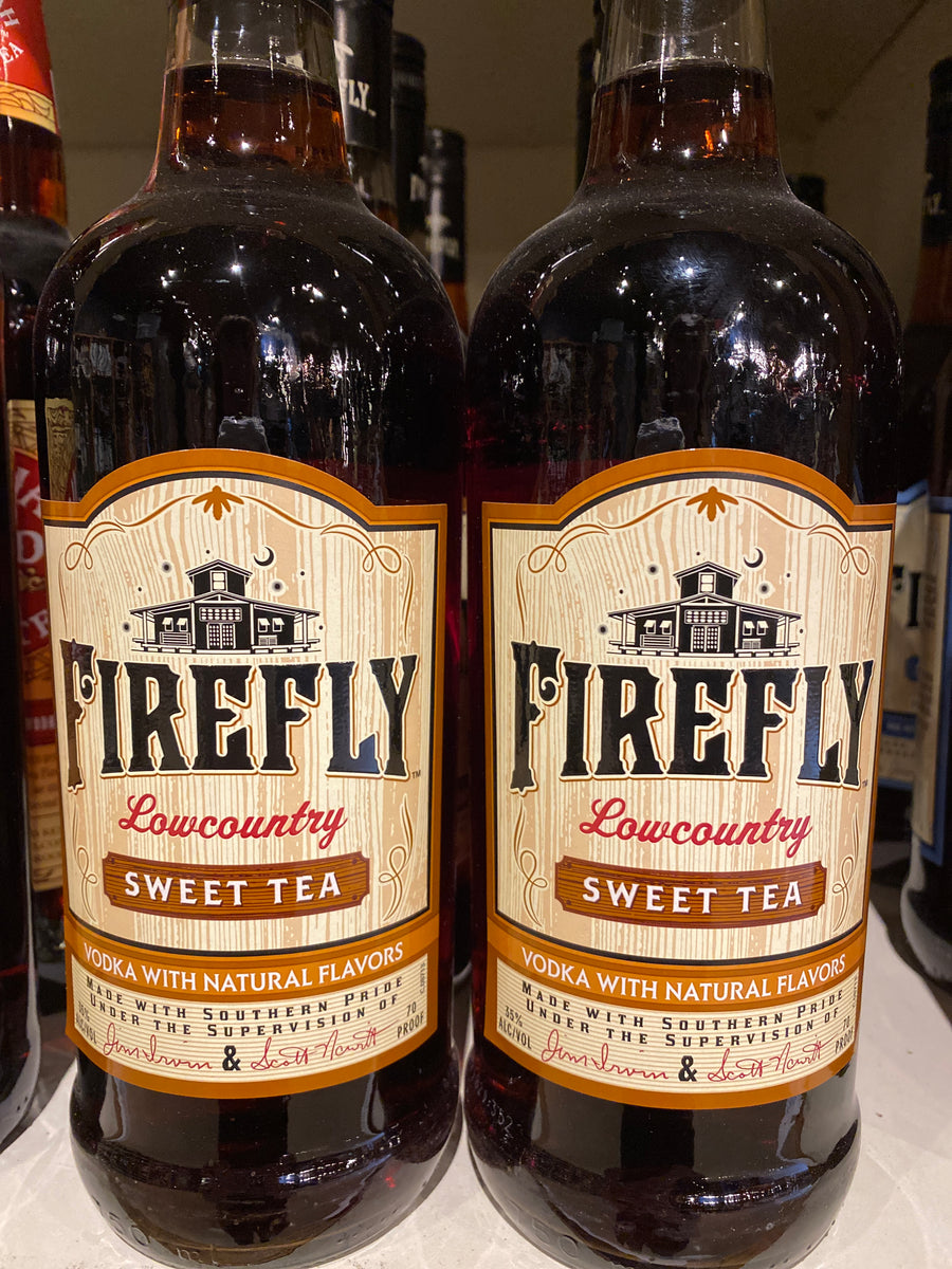 Firefly Sweet Tea Vodka, 750 ml