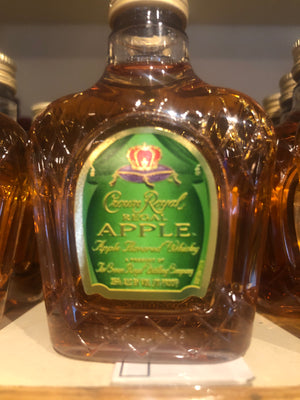 Crown Royal Apple, Canadian Whisky, 50 ml