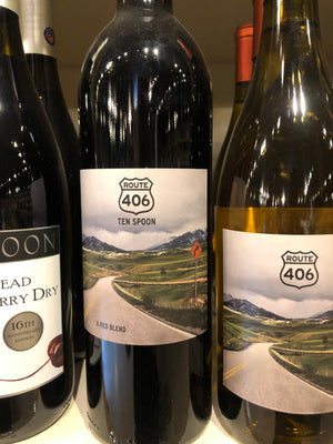 Ten Spoon Vineyards, Red Blend, Made in Montana
