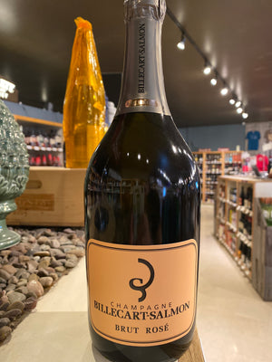 Billecart-Salmon, Champagne, Brut Rose, France