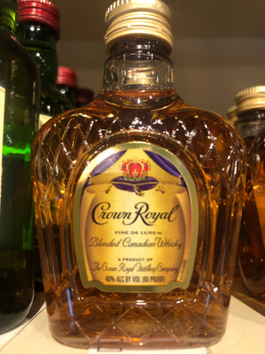 Crown Royal, Canadian Whisky, 50 ml