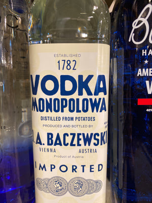 Monopolowa Potato Vodka, 750 ml