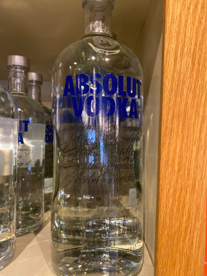 Absolut Vodka, 1.75 L