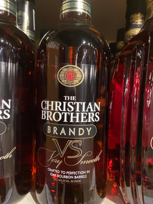 Christian Brothers Brandy, 1 L