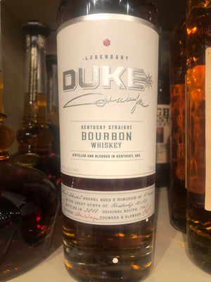 Duke Bourbon, 750 ml