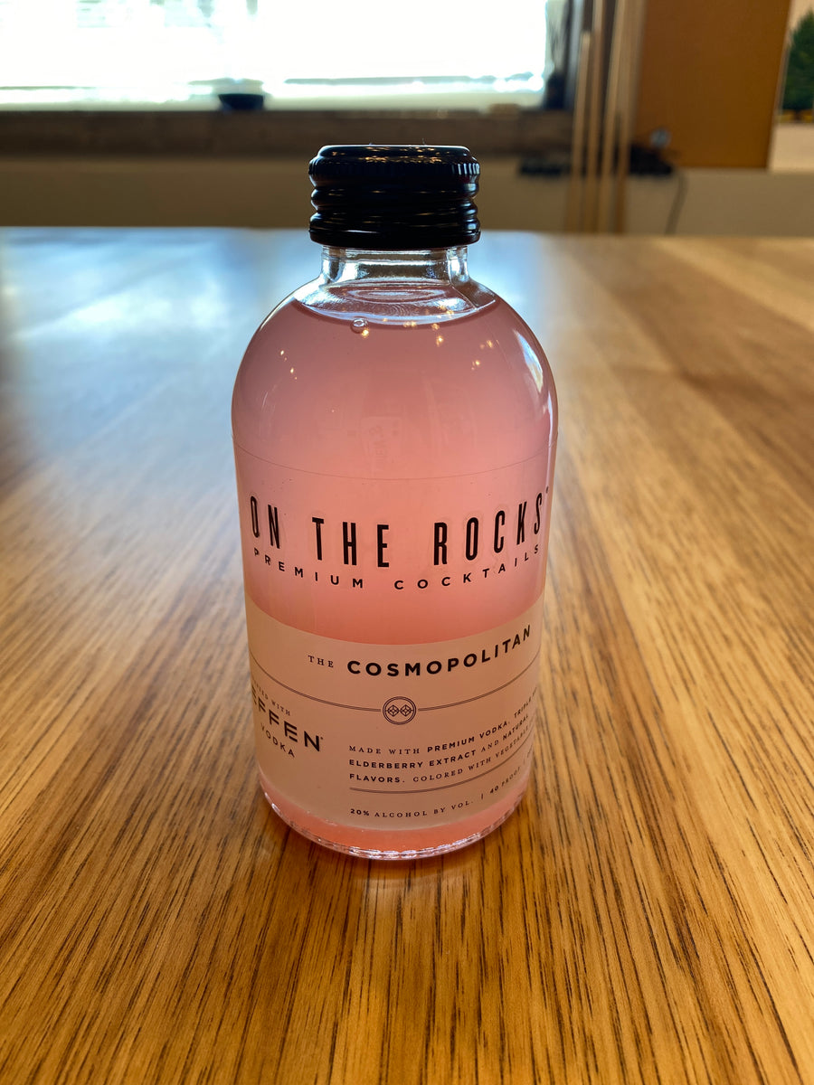 On The Rocks, Cosmopolitan, RTD, 200ml